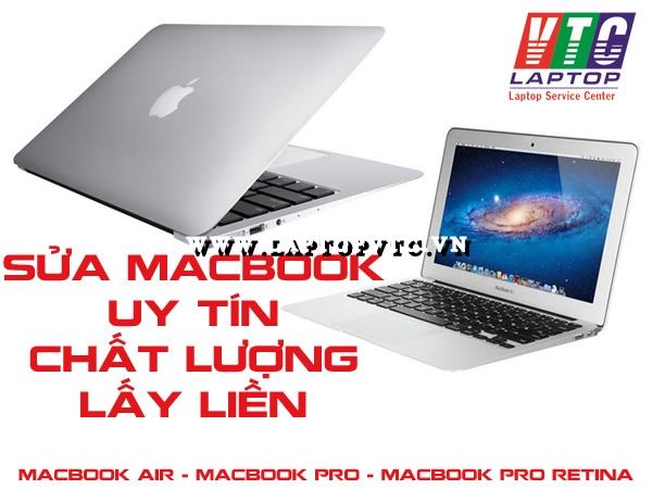 Dịch Vụ Sửa MacBook Bình Dương
