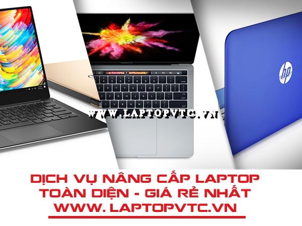 Dịch Vụ Nâng Cấp Laptop Bình Dương