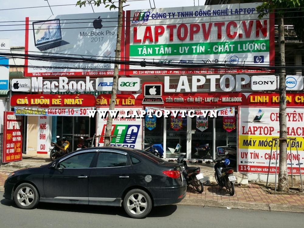 LAPTOPVTC - Công Ty Chuyên Nghiệp Về Dịch Vụ Sửa Chữa Laptop Và Macbook Tại Bình Dương