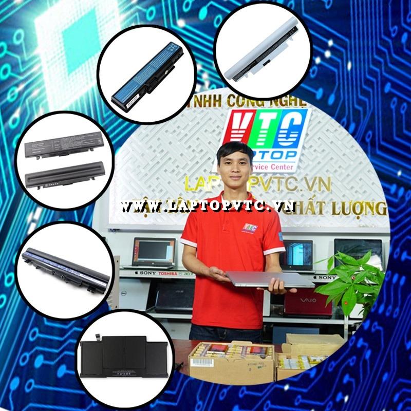 Thay Pin Và Phục Hồi Pin Laptop Bình Dương