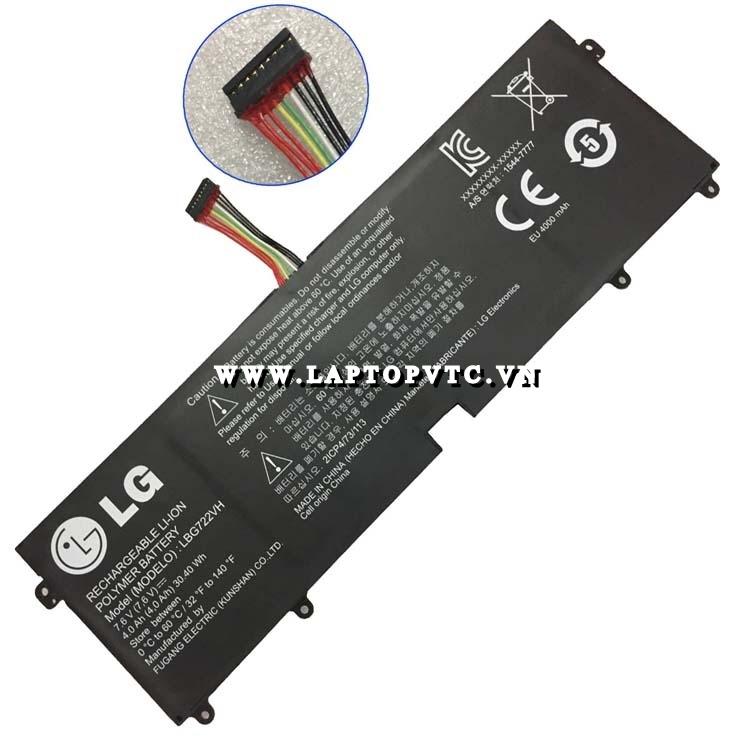 Thay Pin Và Phục Hồi Pin Laptop LG