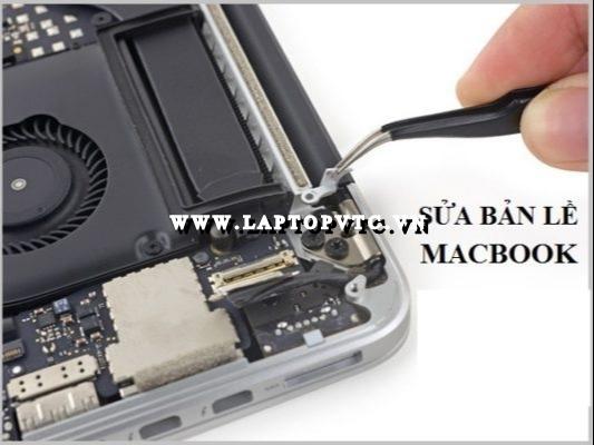 Tân Trang Vỏ Bản Lề Laptop MACBOOK