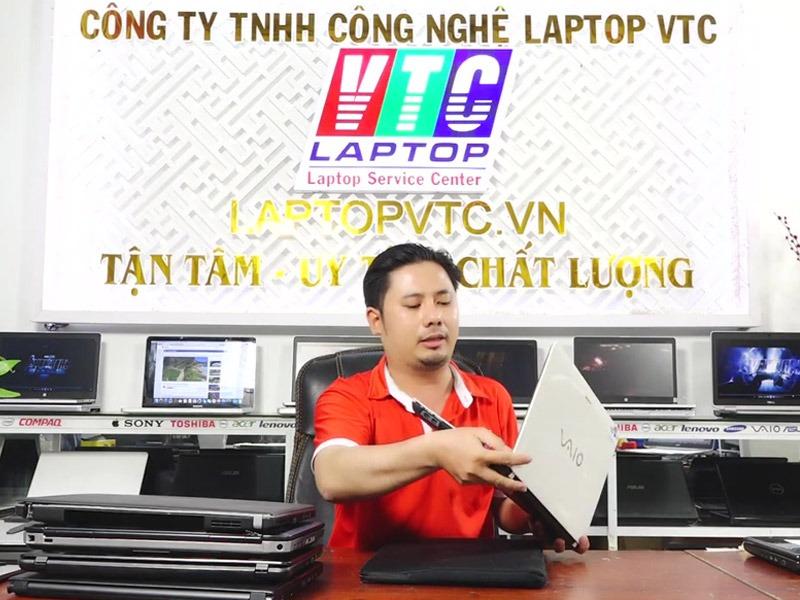 Tân Trang Vỏ Bản Lề Laptop Bình Dương
