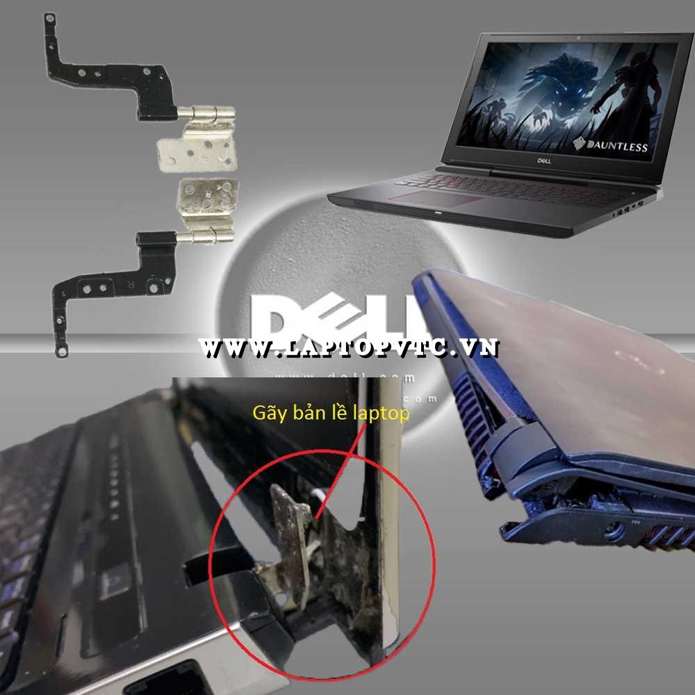 Tân Trang Vỏ Bản Lề Laptop DELL