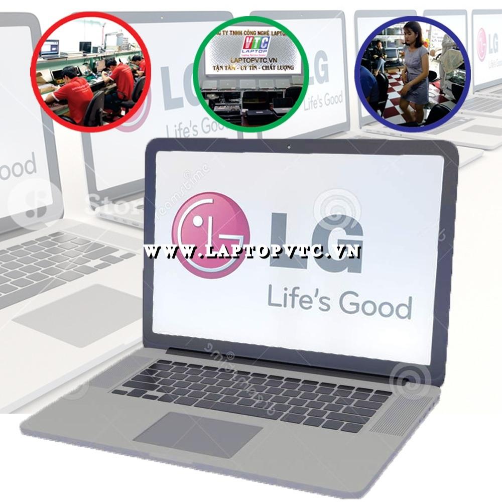 Sửa Laptop LG Bình Dương