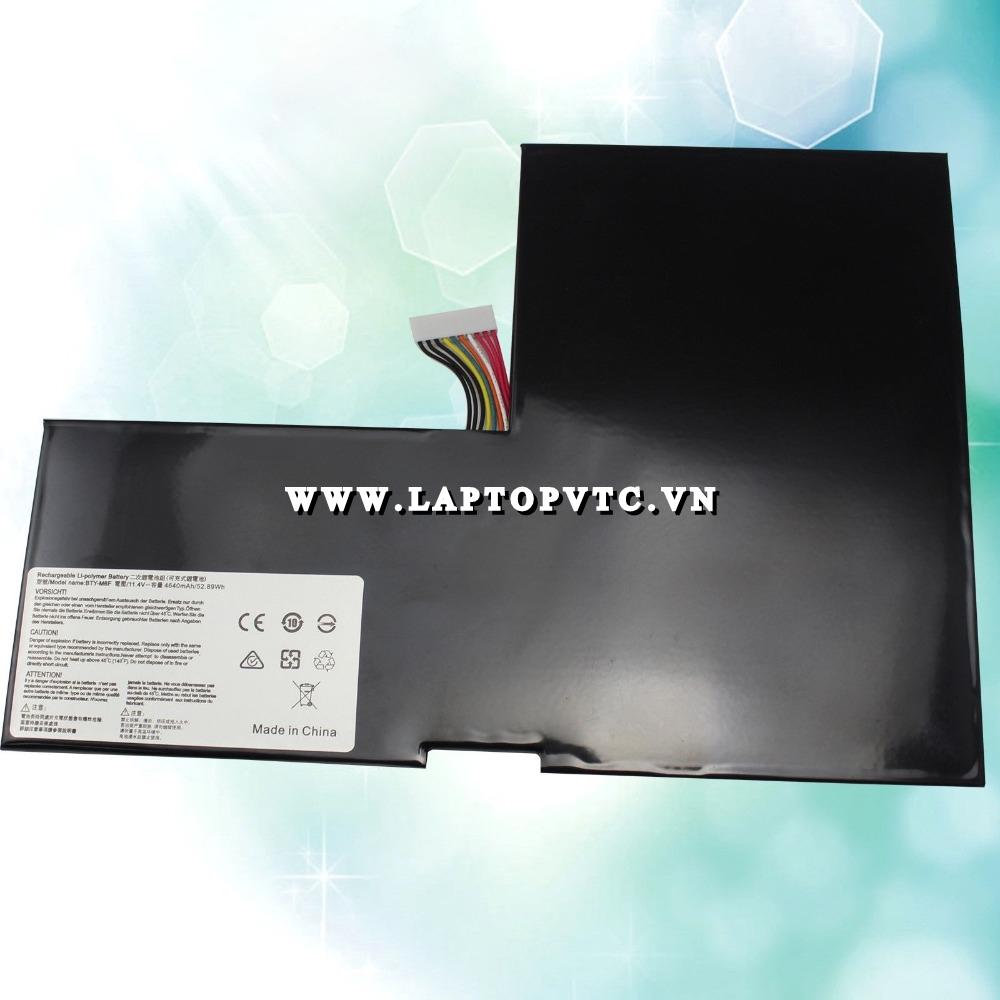 Thay Pin Và Phục Hồi Pin Laptop MSI