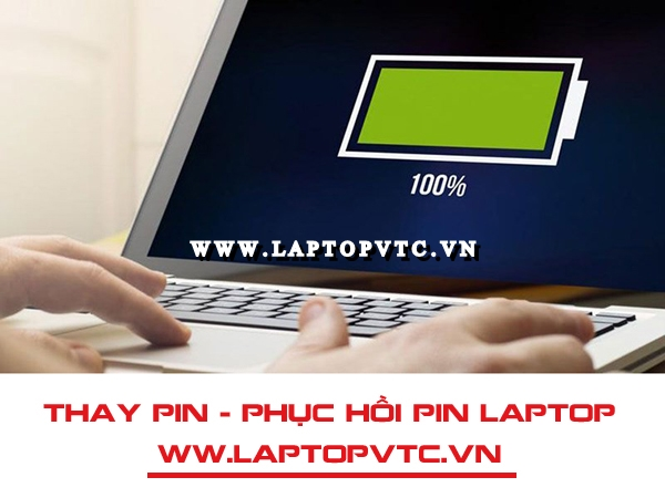 Dịch Vụ Thay Pin, Phục Hồi Pin Laptop
