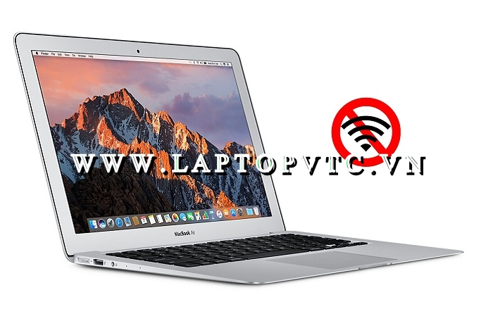 Macbook không nhận Wifi - lan