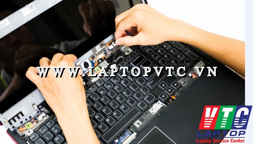 Hướng dẫn thay thế sửa chữa bàn phím laptop bình dương