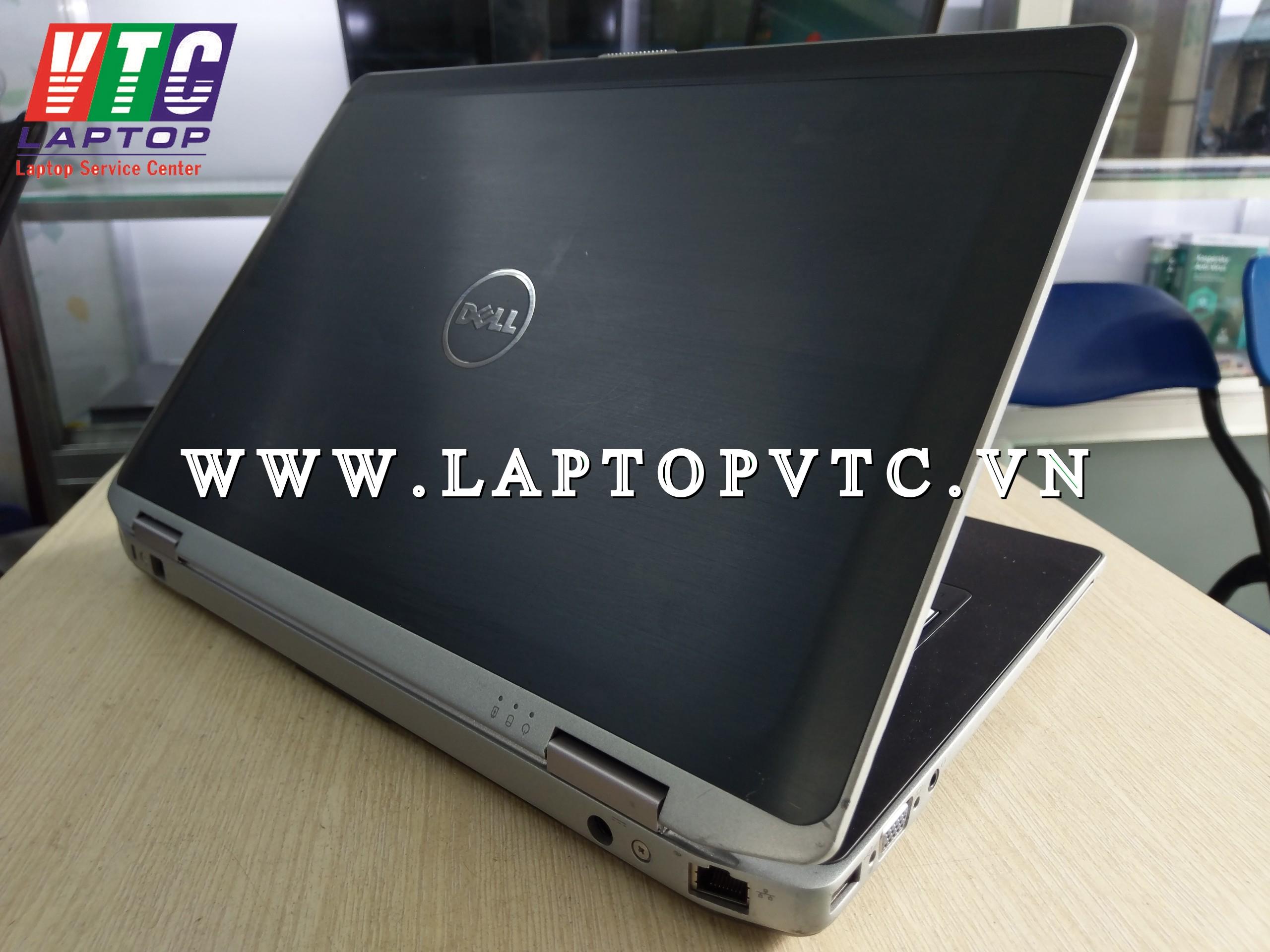 Laptop Dell dòng chuyên dụng dành cho dân thiết đồ họa dạng vừa