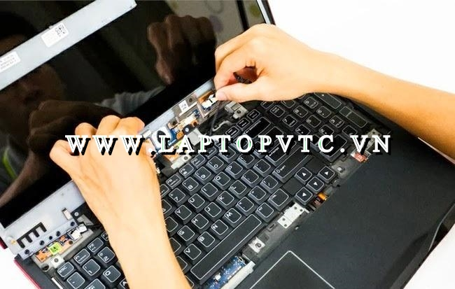 Thay bàn phím laptop ở Bình Dương